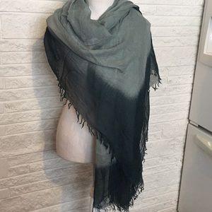 Beck Sonder gaard scarf wrap/ sarong